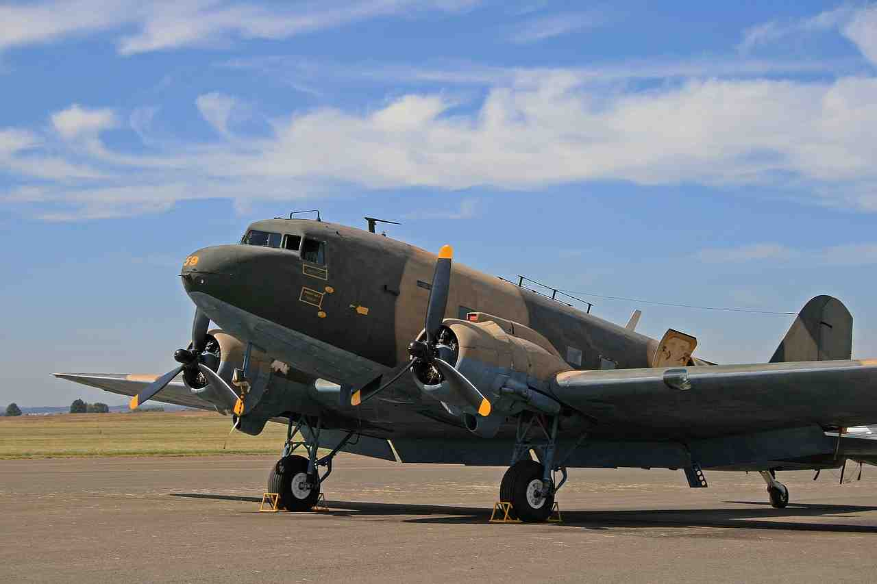 dakota, avion, c-47